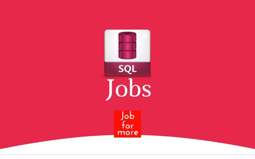 SQL Jobs in India
