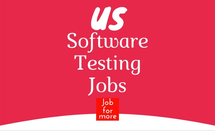 Software Testing Jobs in United States 1 1