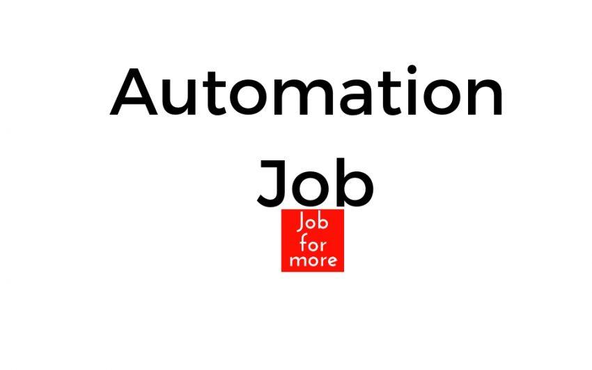 Automation Jobs
