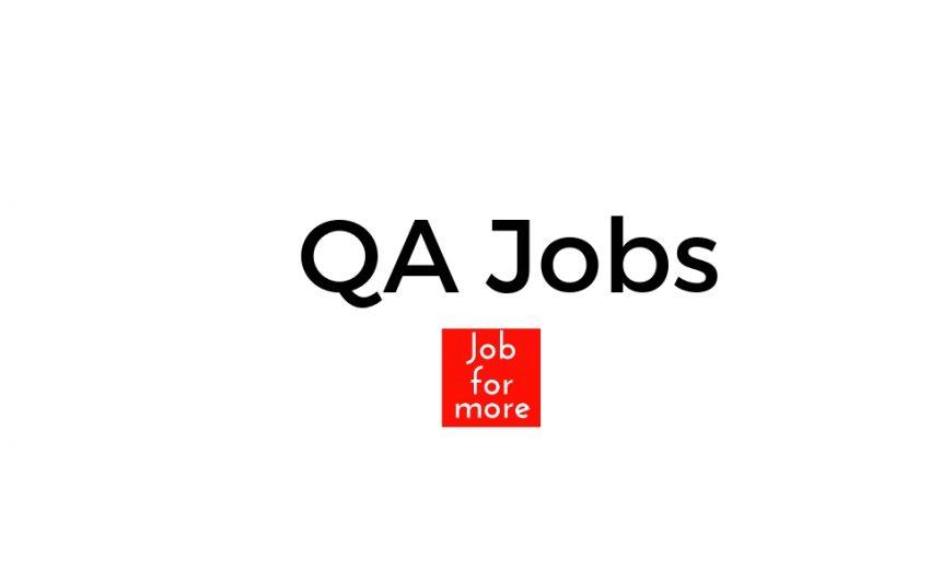 QA Jobs