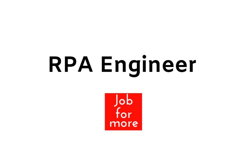 RPA Engineer in India