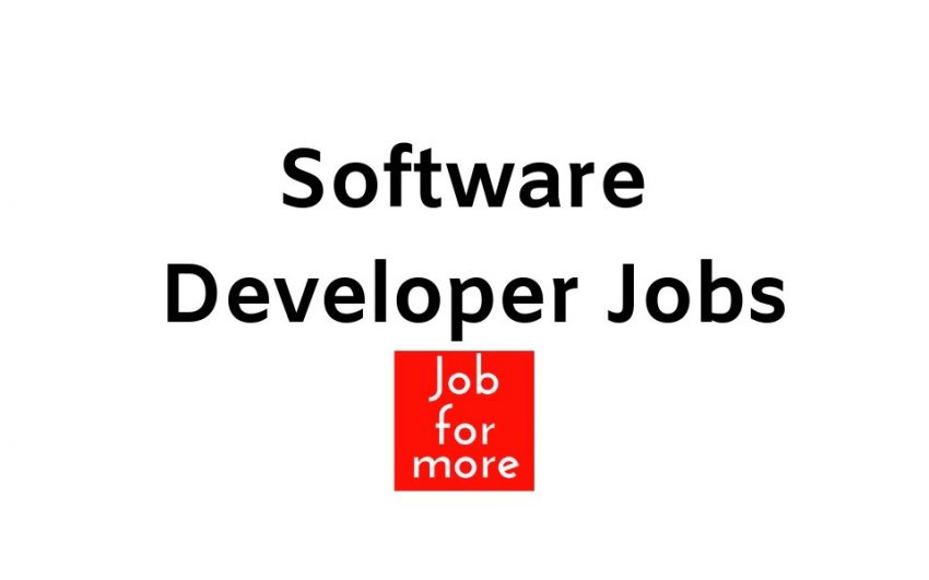 Software Developer Jobs 1