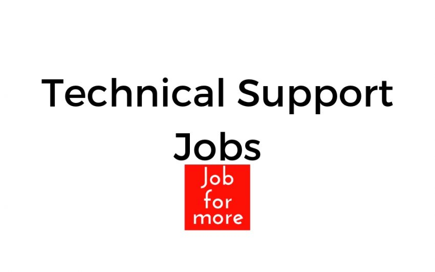 Technical Support Jobs 1