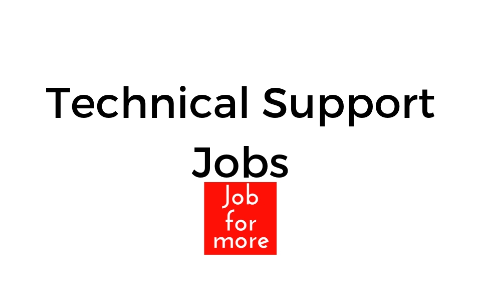 Top It Firms Hiring For Technical Support It Helpdesk