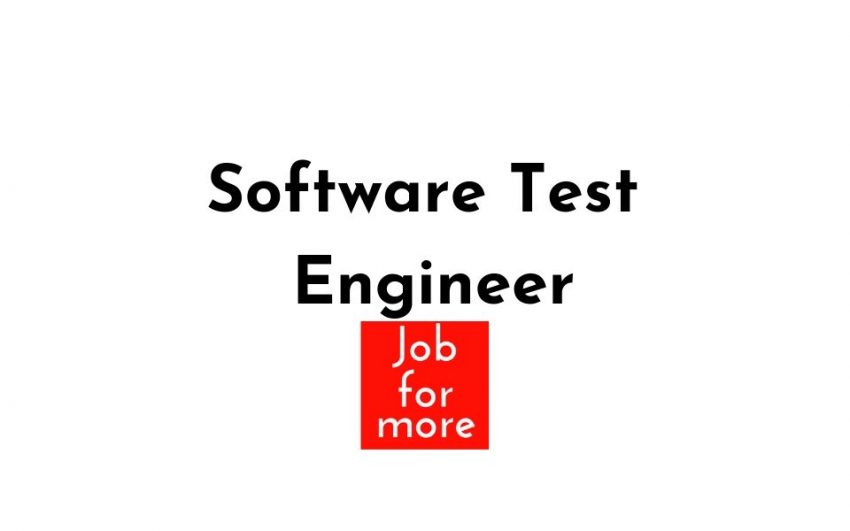 Software Test Engineer 1