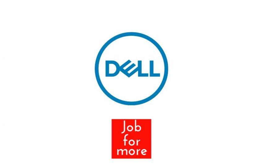 Dell Hiring Fresher For Technical Support - Jobformore