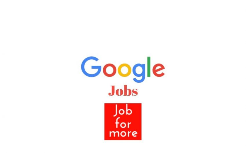 Google Jobs by Jobformore 1