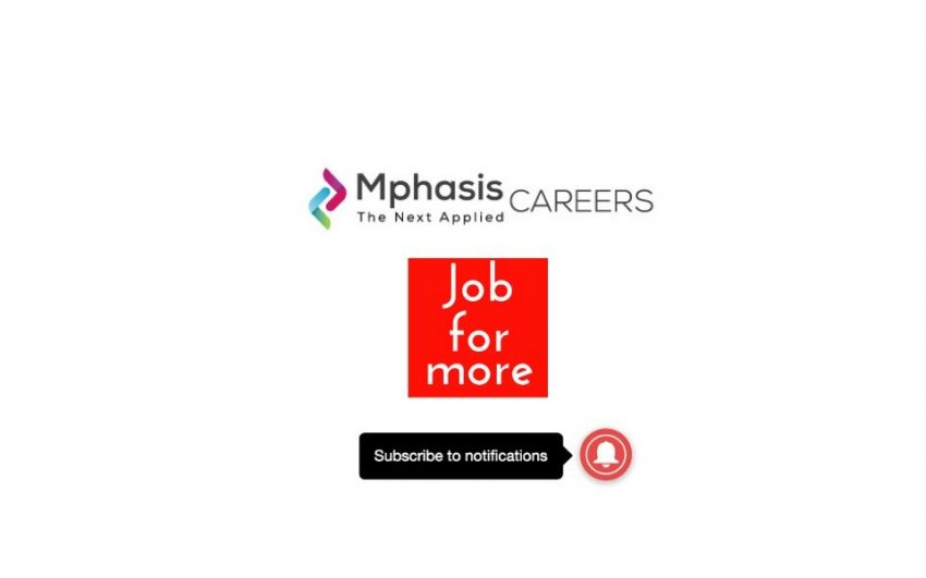Mphasis Careers 1