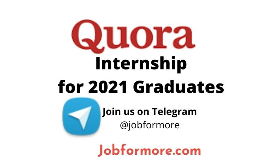 Quora hiring Software Engineer Remote job